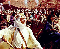 Still from Lawrence of Arabia