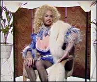 Image of Kenny Everett as 'Cupid Stunt'