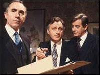 Still from Yes Minister