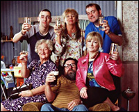 Still from The Royle Family