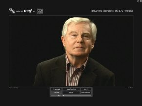 Derek Jacobi on the GPO film unit