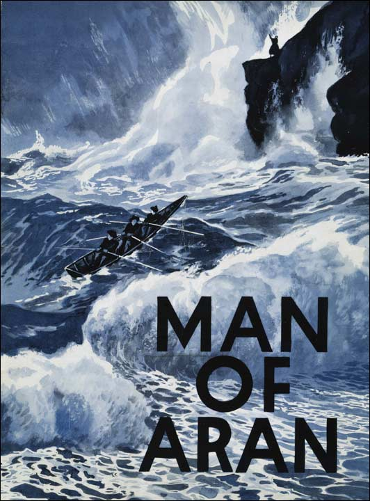 Press book image for Man of Aran