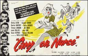 Image from Carry On Nurse