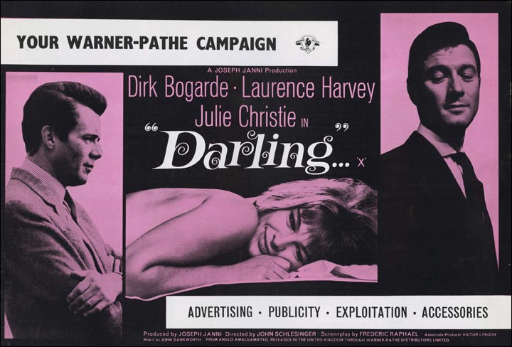 Press book image for Darling