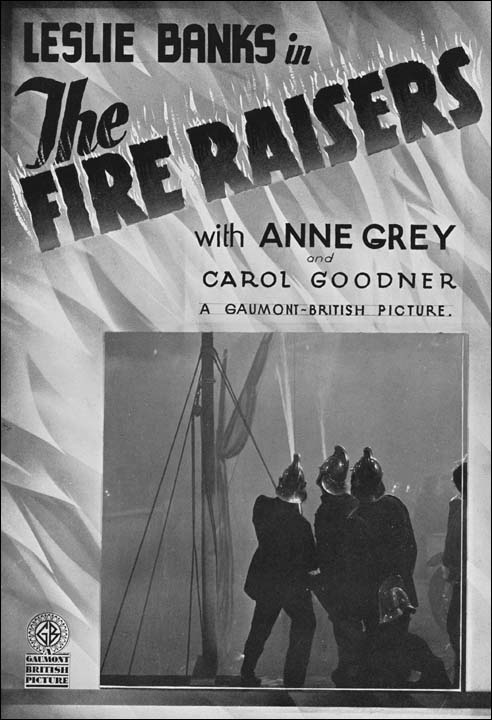 Press book image for The Fire Raisers