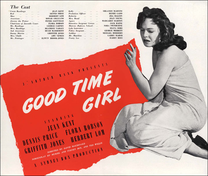 Press book image for Good Time Girl