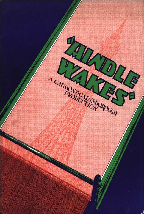 Press book image for Hindle Wakes