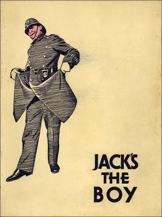 Press book image for Jack's the Boy