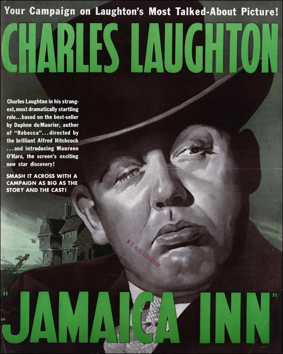 Press book image for Jamaica Inn