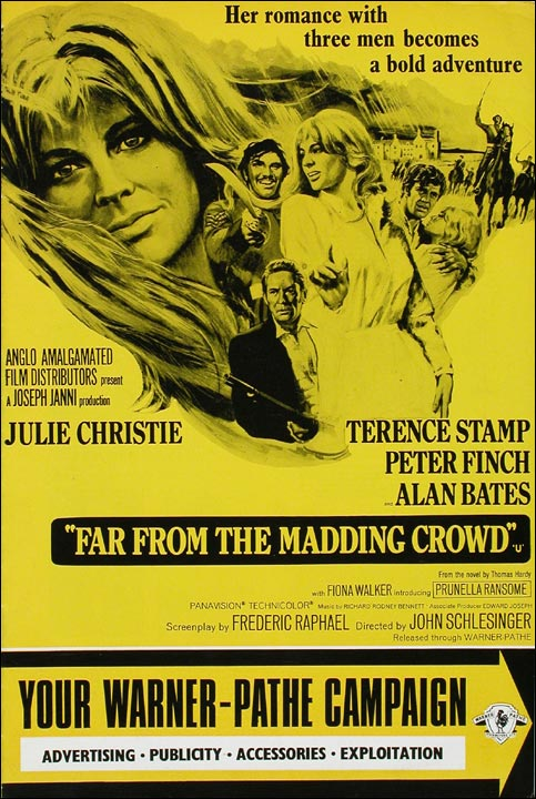 Press book image for Far From the Madding Crowd