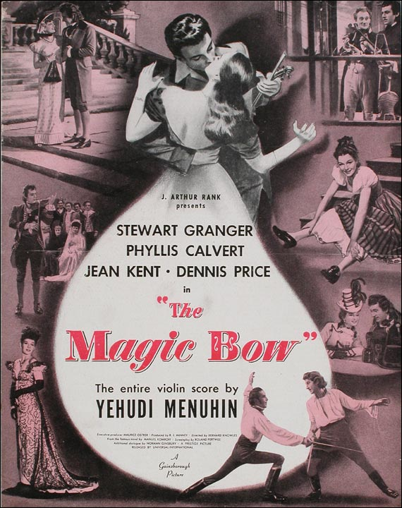Press book image for The Magic Bow