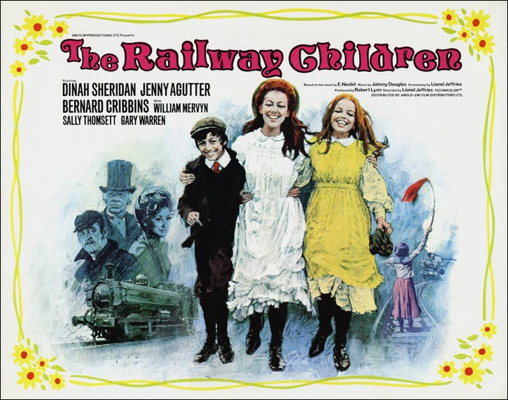 Press book image for The Railway Children