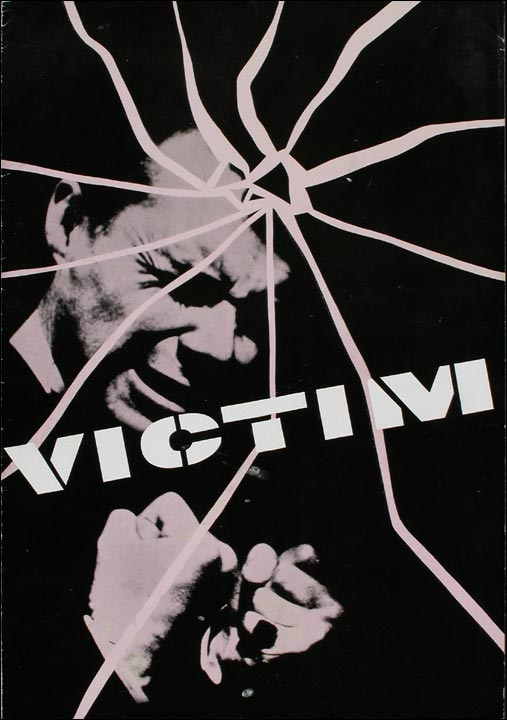 Press book image for Victim
