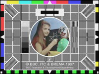 The famous Test Card 'F'